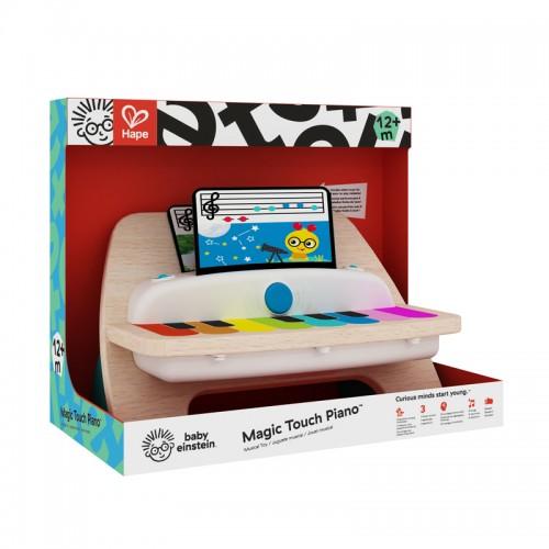 Hape Kids II Magic Touch Piano (800802) - Μαγικό Πιάνο Αφής