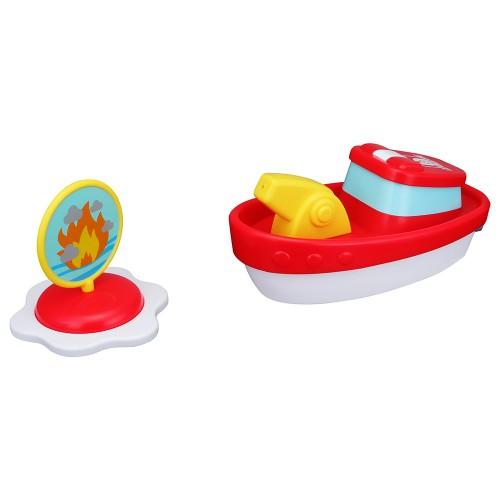 Bburago Junior Splash 'N Play πυροσβεστικό σκάφος 16-89015