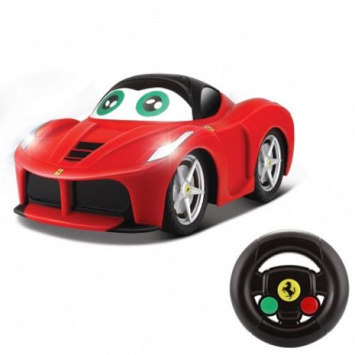 Bburago Junior Ferrari 458 Italia RC τηλεκατευθυνόμενο Αυτοκινητάκι με τηλεχειριστηρίο 16-91003