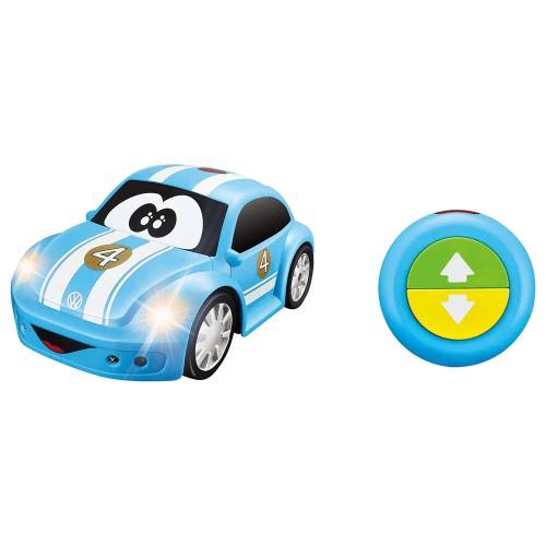 Bburago Junior τηλεκατευθυνόμενο Easy Play RC Volkswagen Αυτοκινητάκι με τηλεχειριστηρίο 16-92007 γαλάζιο