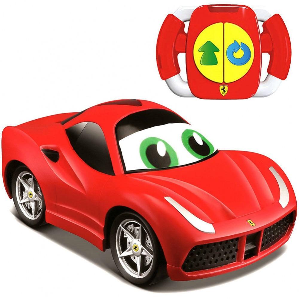 Bburago παιδικό αυτοκινητάκι με τηλεχειριστήριο για παιδιά Lil Drivers Laferrari RC 16/82002
