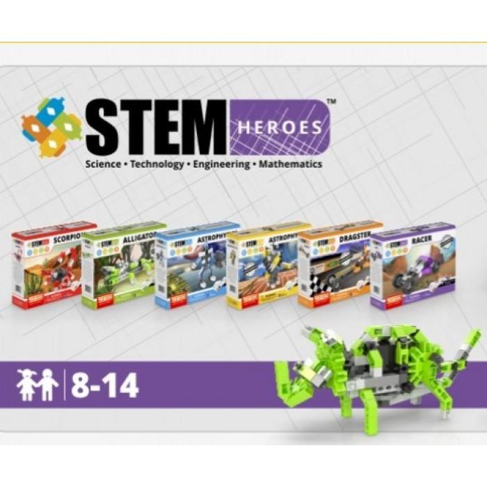 Stem Heroes 8-14 ετών