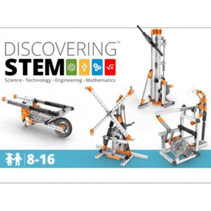Discovering STEM 8-16 ετών