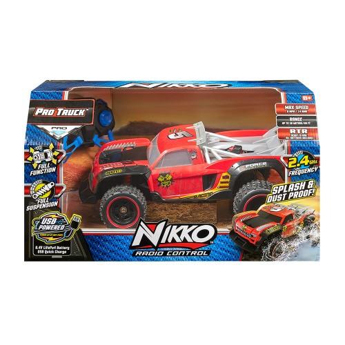 "Nikko RC ραδιοελεγχόμενο - τηλεκατευθυνόμενα PRO TRUCKS™ - RACING #5 (12"" / 30CM) 34/10061"